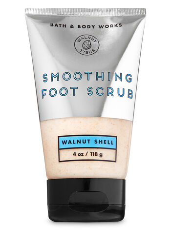 Walnut Shell Smoothing Foot Scrub - Bath And Body Works