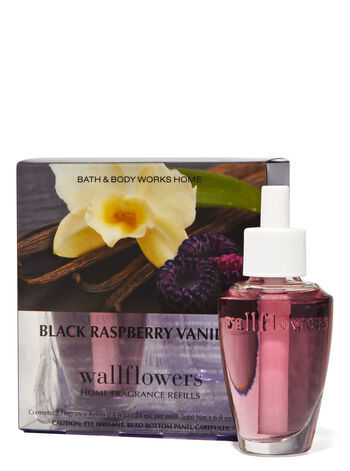 Black Raspberry Vanilla Wallflowers Refills 2-Pack
