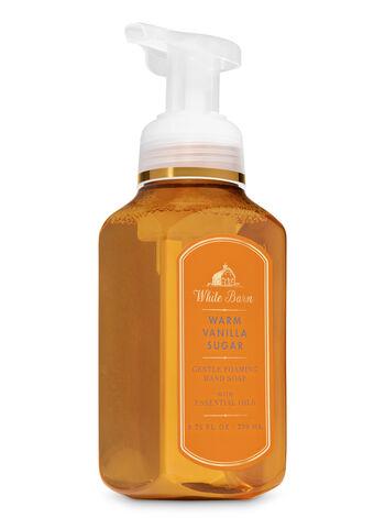 White Barn Warm Vanilla Sugar Gentle Foaming Hand Soap - Bath And Body Works