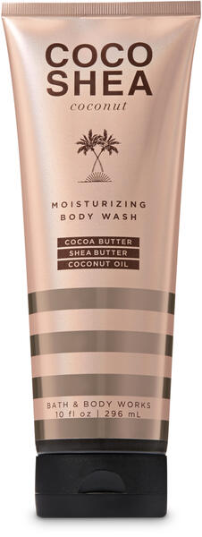 CocoShea Coconut Moisturizing Body Wash