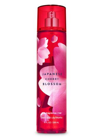 Japanese Cherry Blossom Fine Fragrance Mist - Bath And Body Works
