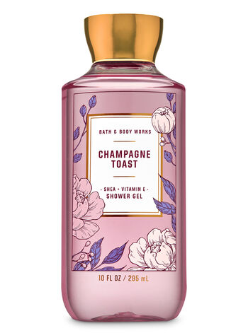 Champagne Toast Shower Gel - Bath And Body Works