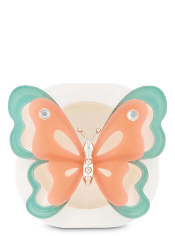 Butterfly Visor Clip Car Fragrance Holder