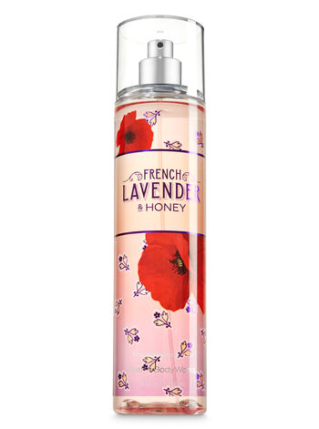 Signature Collection French Lavender & Honey Fine Fragrance Mist - Bath And Body Works
