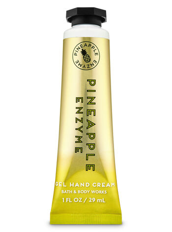 Pineapple Enzyme Gel Hand Cream - Bath And Body Works
