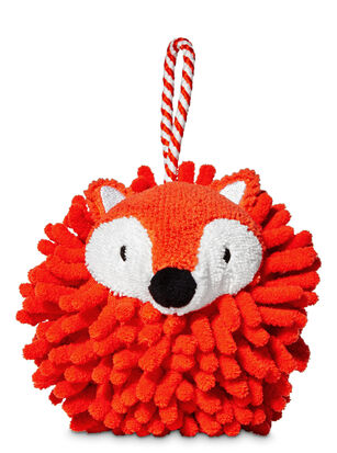 Fox Bath Sponge