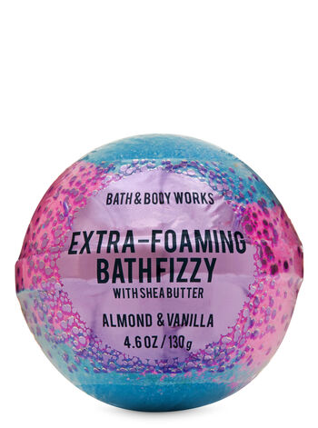Almond & Vanilla Bath Fizzy