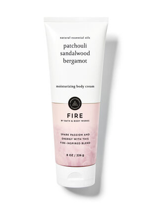 Fire Body Cream