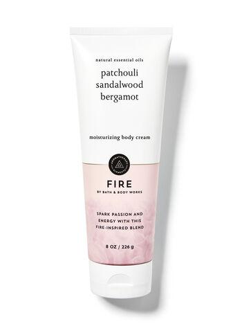Fire Body Cream