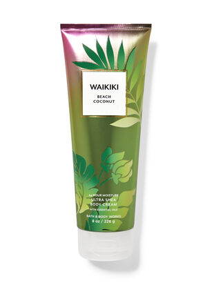 Waikiki Beach Coconut Ultra Shea Body Cream