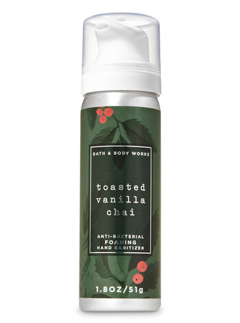 Toasted Vanilla Chai Foaming Hand Sanitizer - Bath And Body Works
