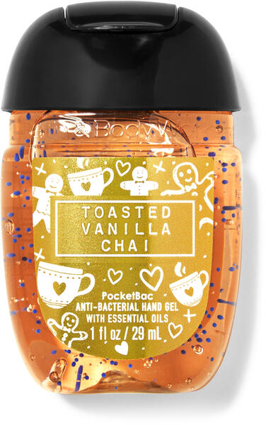 Toasted Vanilla Chai PocketBac Hand Sanitizer