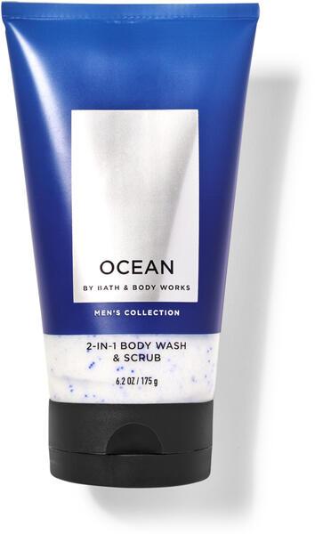 Ocean 2-in-1 Body Wash & Scrub