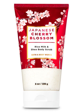 Japanese Cherry Blossom Body Scrub - Bath And Body Works