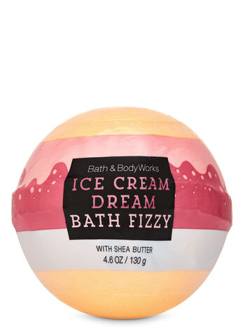 Ice Cream Dream Bath Fizzy