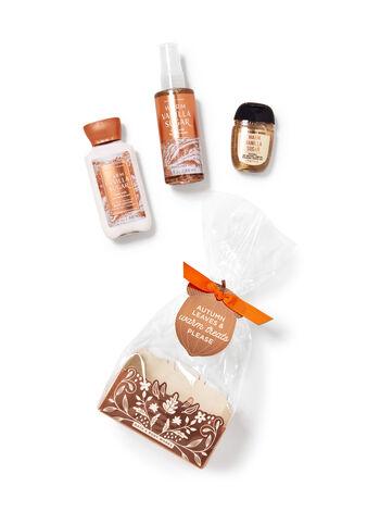 Warm Vanilla Sugar Mini Gift Set