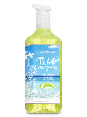 Island Margarita Deep Cleansing Hand Soap - Bath And Body Works