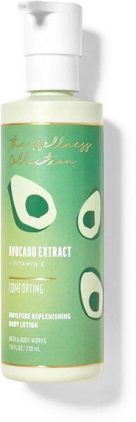 Avocado Extract Body Lotion