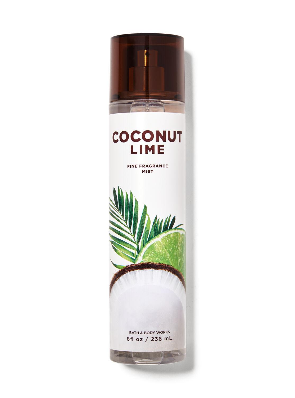 Coconut Lime Fine Fragrance Mist