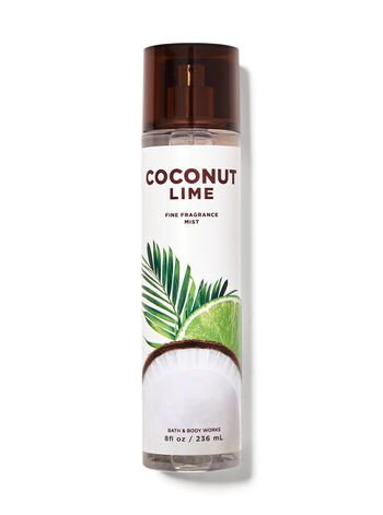 Coconut Lime Fine Fragrance Mist