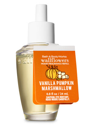 Vanilla Pumpkin Marshmallow Wallflowers Fragrance Refill