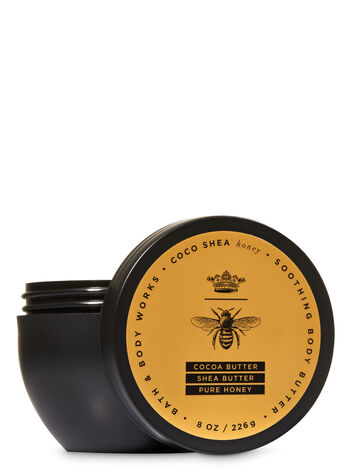 CocoShea Honey Soothing Body Butter - Bath And Body Works