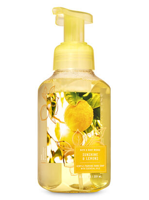 Sunshine & Lemons Gentle Foaming Hand Soap