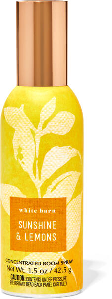 Sunshine & Lemons Concentrated Room Spray