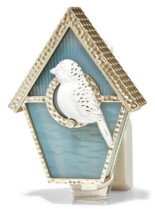 Birdhouse Nightlight Wallflowers Fragrance Plug