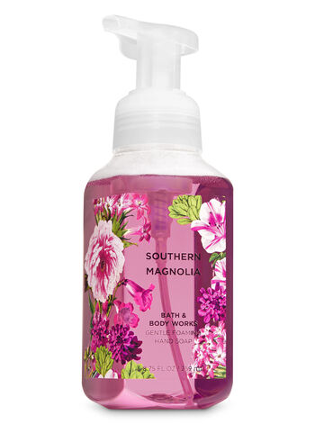 Southern Magnolia Gentle Foaming Hand Soap - Bath And Body Works