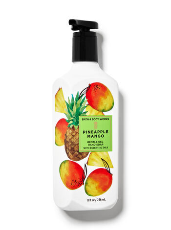 Pineapple Mango Gentle Gel Hand Soap