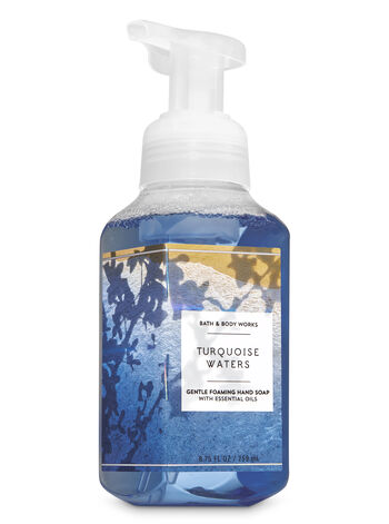 Turquoise Waters Gentle Foaming Hand Soap - Bath And Body Works