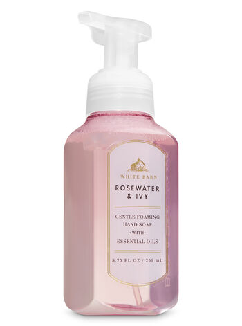 White Barn Rose Water & Ivy Gentle Foaming Hand Soap - Bath And Body Works