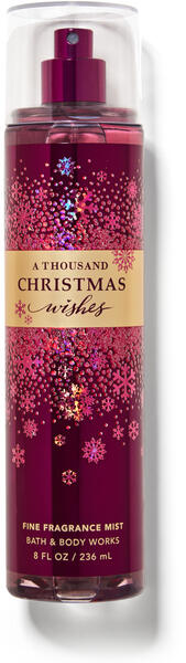 A Thousand Christmas Wishes Fine Fragrance Mist