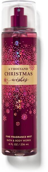 A Thousand Christmas Wishes Fine Fragrance Mist
