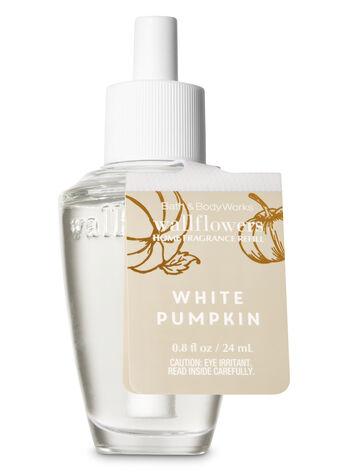 White Pumpkin Wallflowers Fragrance Refill - Bath And Body Works