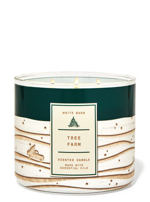 Tree Farm 3-Wick Candle