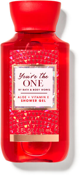 You're the One Travel Size Shower Gel