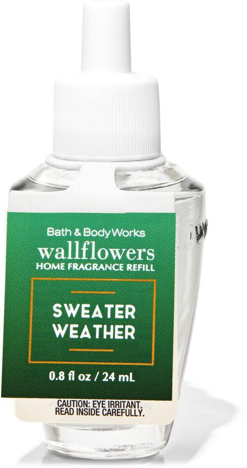 1 Bath /& Body Works SANDALWOOD /& BLUE SAGE Wallflower Fragrance Bulb Refill
