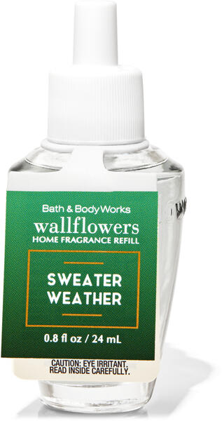 Sweater Weather Wallflowers Fragrance Refill