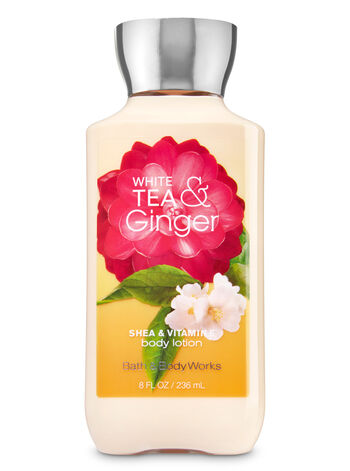 Signature Collection White Tea & Ginger Body Lotion - Bath And Body Works