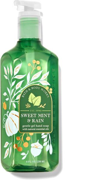 Sweet Mint & Rain Gentle Gel Hand Soap