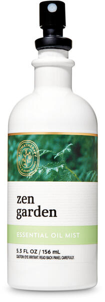 Zen Garden Essential Oil Mist