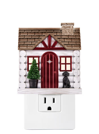 Cabin Nightlight Wallflowers Fragrance Plug