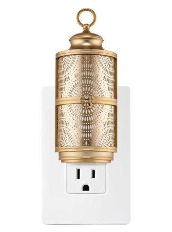 Gold Lantern Nightlight Wallflowers Fragrance Plug