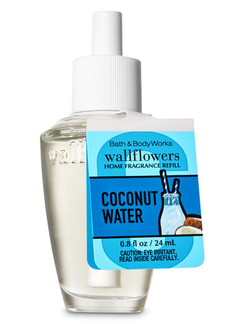 Coconut Water Wallflowers Fragrance Refill - Bath And Body Works