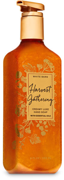 Harvest Gathering Creamy Luxe Hand Soap