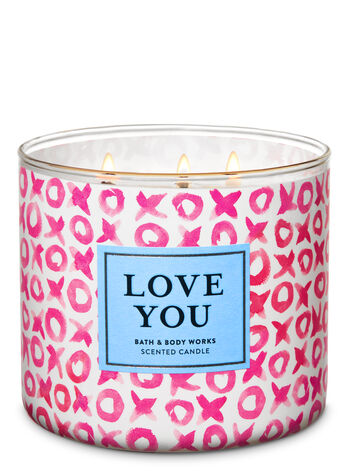 Flower Shop 3-Wick Candle - Bath And Body Works