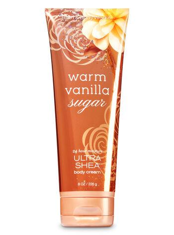 Signature Collection Warm Vanilla Sugar Ultra Shea Body Cream - Bath And Body Works