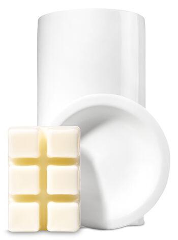 White Ceramic Wax Melt Warmer Bath Amp Body Works